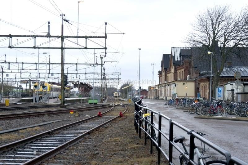 Varbergs station år 2017