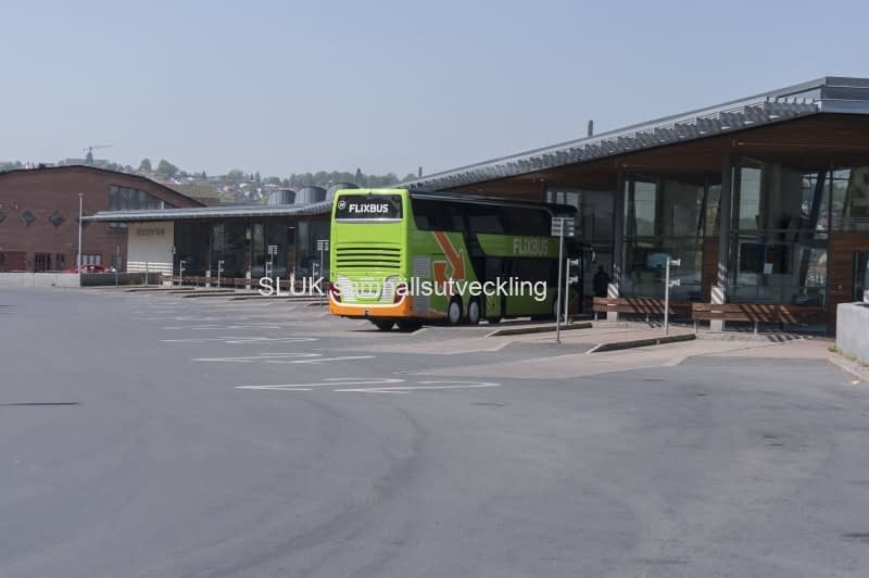 Flixbus år 2017