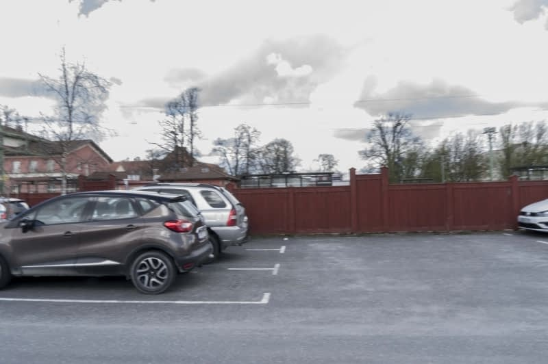 Parkering Bangården år 2017