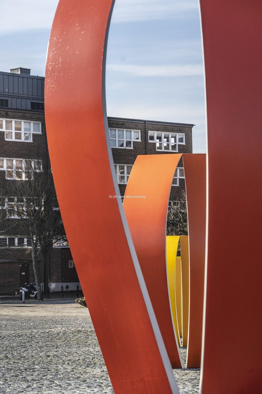 Skulptur Di-Edersekvensen