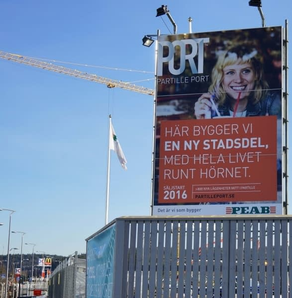 Partille Port år 2017
