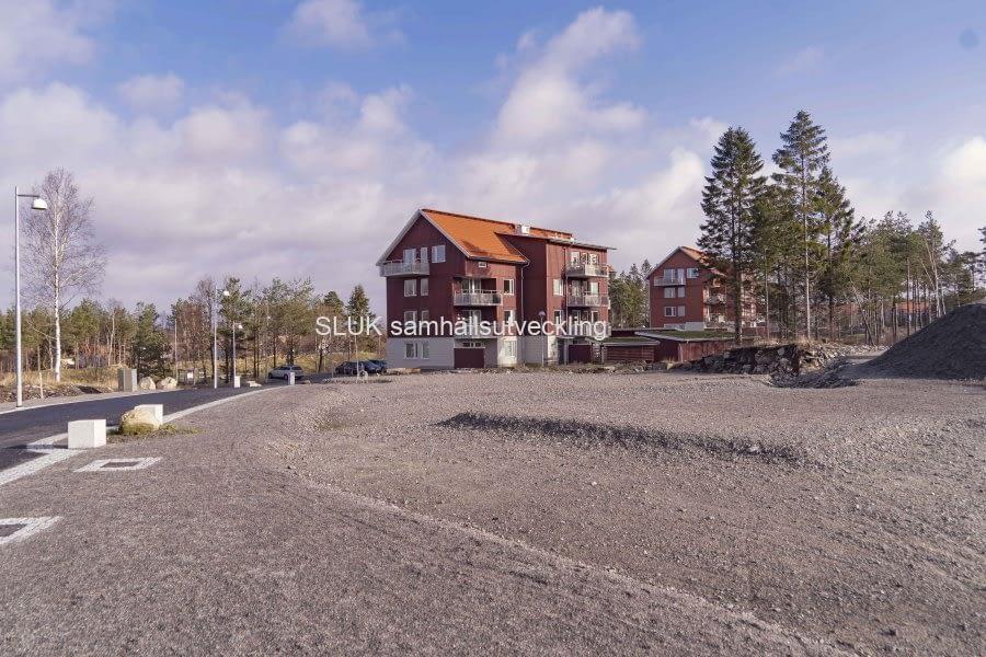 Öjersjö är fortfarande Partilles största nybyggnadsområde.