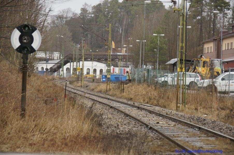 Enkelspår i Borås