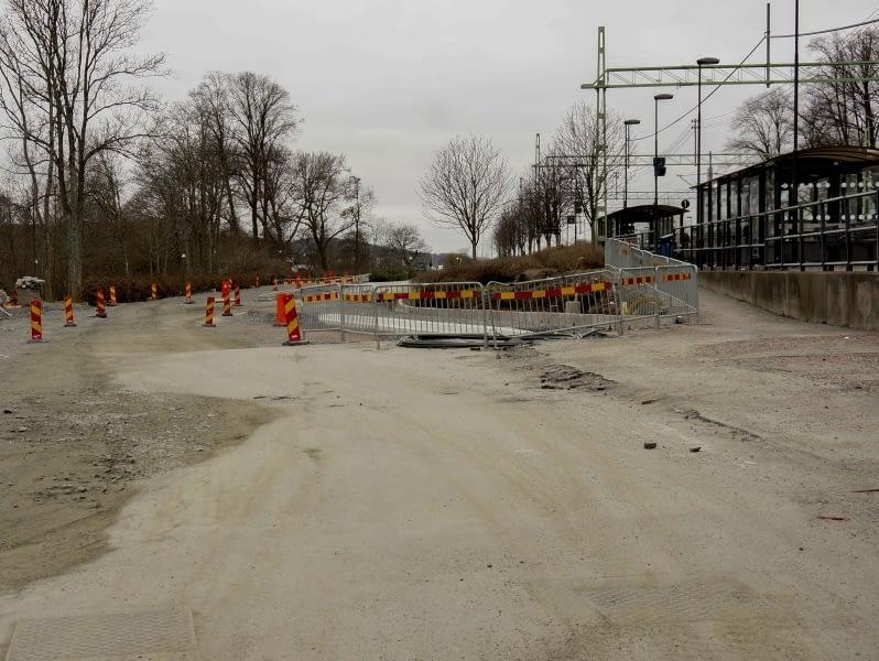 Stationsvägen förlängs år2017