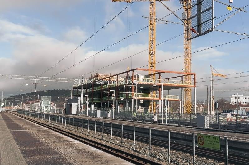 Serneke bygger resecentrum i Gamlestaden 2017