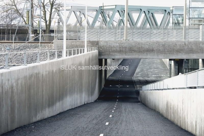 GC-tunnel år 2017